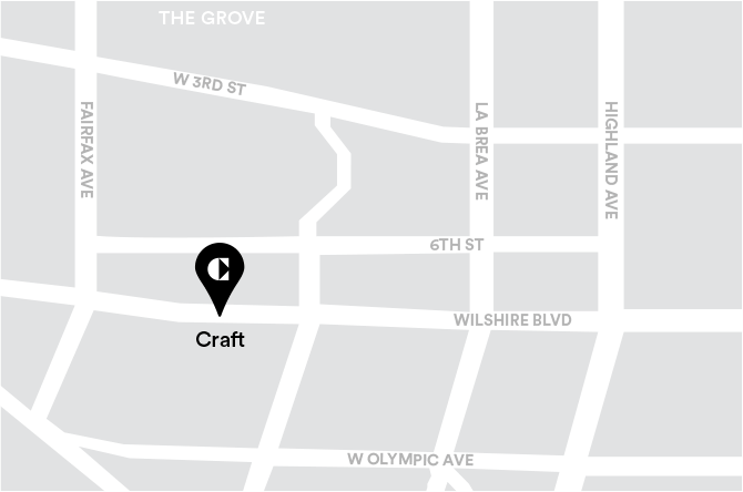 Map view of Craft Contemporary Museum